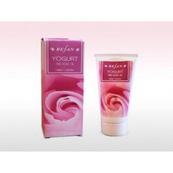 Crema de maini Refan Yogurt and Rose Oil 75 ml