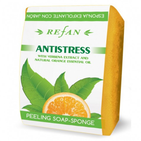 "Peeling soap-sponge ""Antistress"""