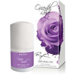 Deo Roll-On Oriental Rose 50ml