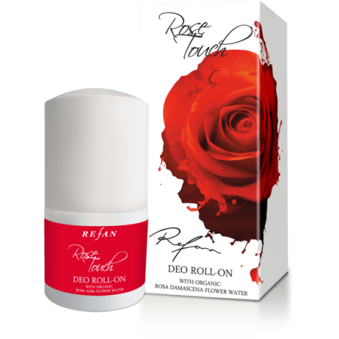 Deo Roll-On Rose Touch 50ml