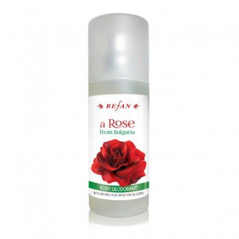 "Deodorant ""Roza din Bulgaria"""