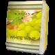 """Burete exfoliant cu sapun """"Vin alb"""""""