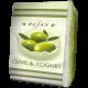 """Burete exfoliant cu sapun """" Olive and Yogurt """""""