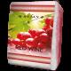 "Burete exfoliant cu sapun ""Vin rosu"""