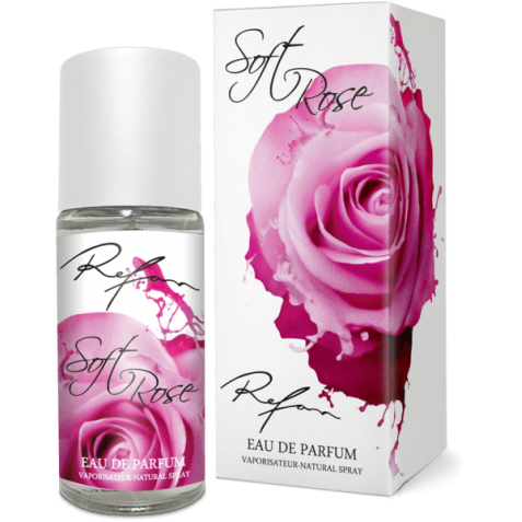 Apa de parfum Refan Soft Rose 50ml
