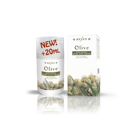 Crema de noapte Olive