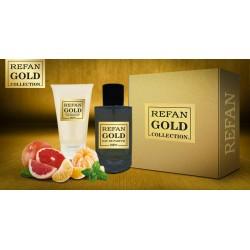Set Gold Refan 219 - barbatesc