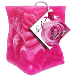Lumanare Soft Rose