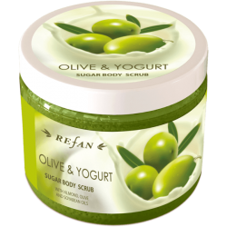 Exfoliant de corp Olive and Yogurt