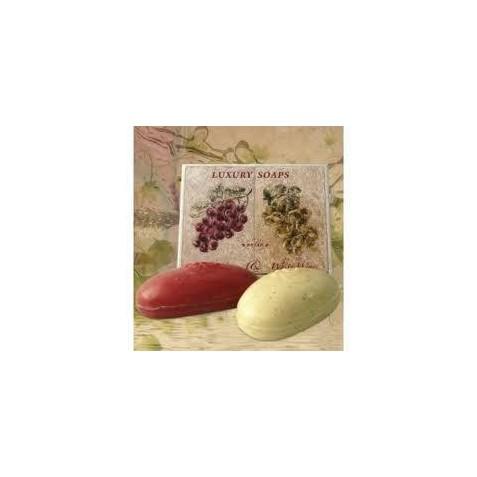 Sapunuri de lux RED WINE and WHITE WINE Refan