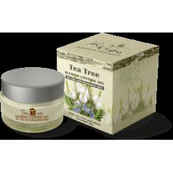 Gel de fata cu Arbore de ceai anti-acneic