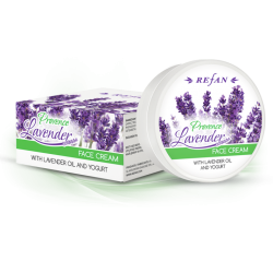Crema fata hidratanta cu lavanda