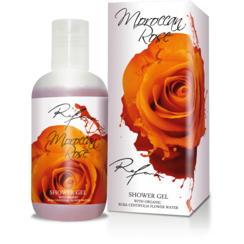 Gel de dus Maroccan Rose