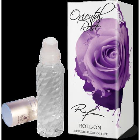 Parfum fara alcool Oriental Rose
